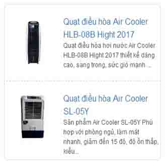 quat dieu hoa air cooler